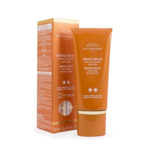 Institut Esthederm Bronze Repair Normal Sun 50 ml.