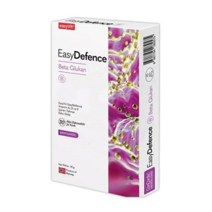 EASY DEFENCE BETA GLUKAN 30 JEL TABLET