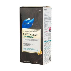 Phyto Color Sensitive 4 - Kestane Saç Boyası